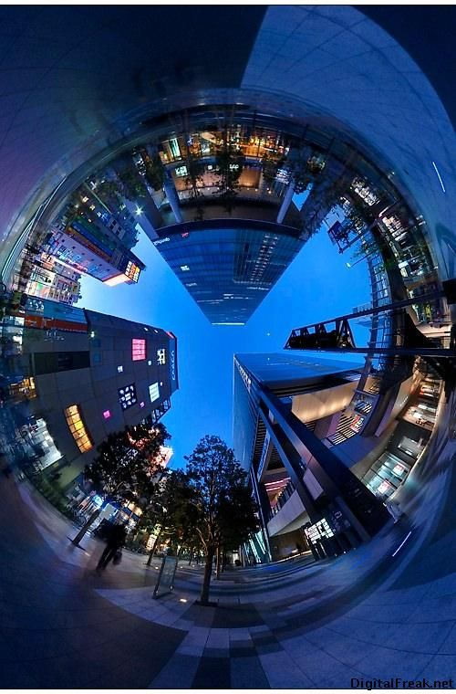 The World S Widest Fisheye Lens Cost 160 000 Ohgizmo Fisheye Photography Perspective Pictures Fisheye Photos