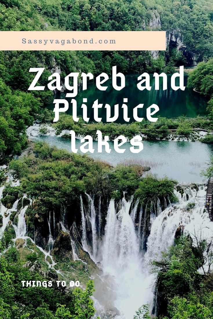 Zagreb And Plitvice Lakes National Park Plitvice National Park Plitvice Lakes National Park Plitvice Lakes