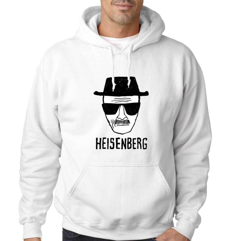 Breaking Bad Hoodie Heisenberg Classic Sweatshirt Custom Gift Paraphrase Clothing