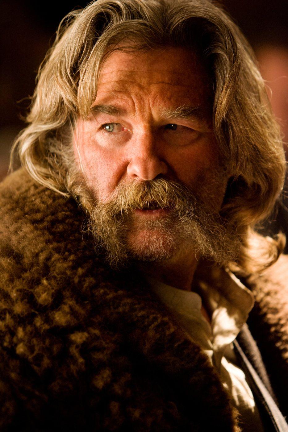 Kurt Russell in The Hateful Eight