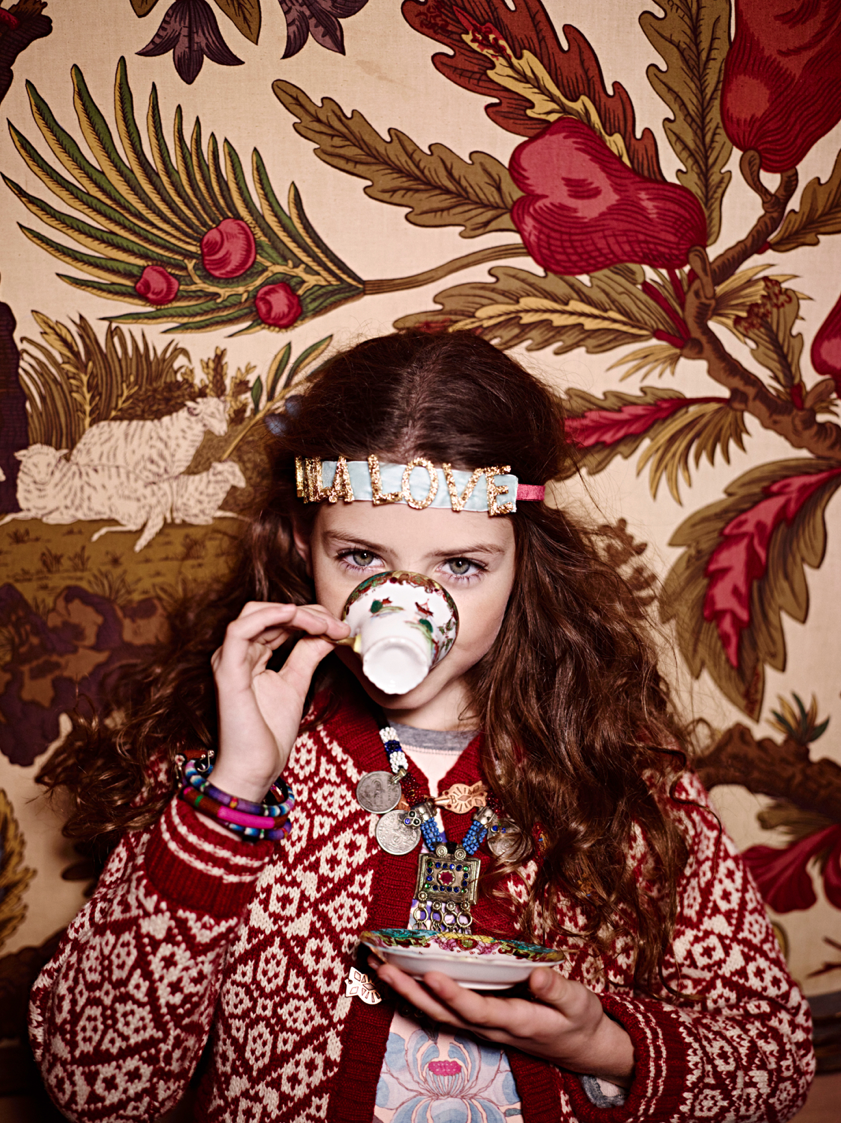 Smallable Kids fashion - Scotch & Soda - Fall-Winter 2014 Collection