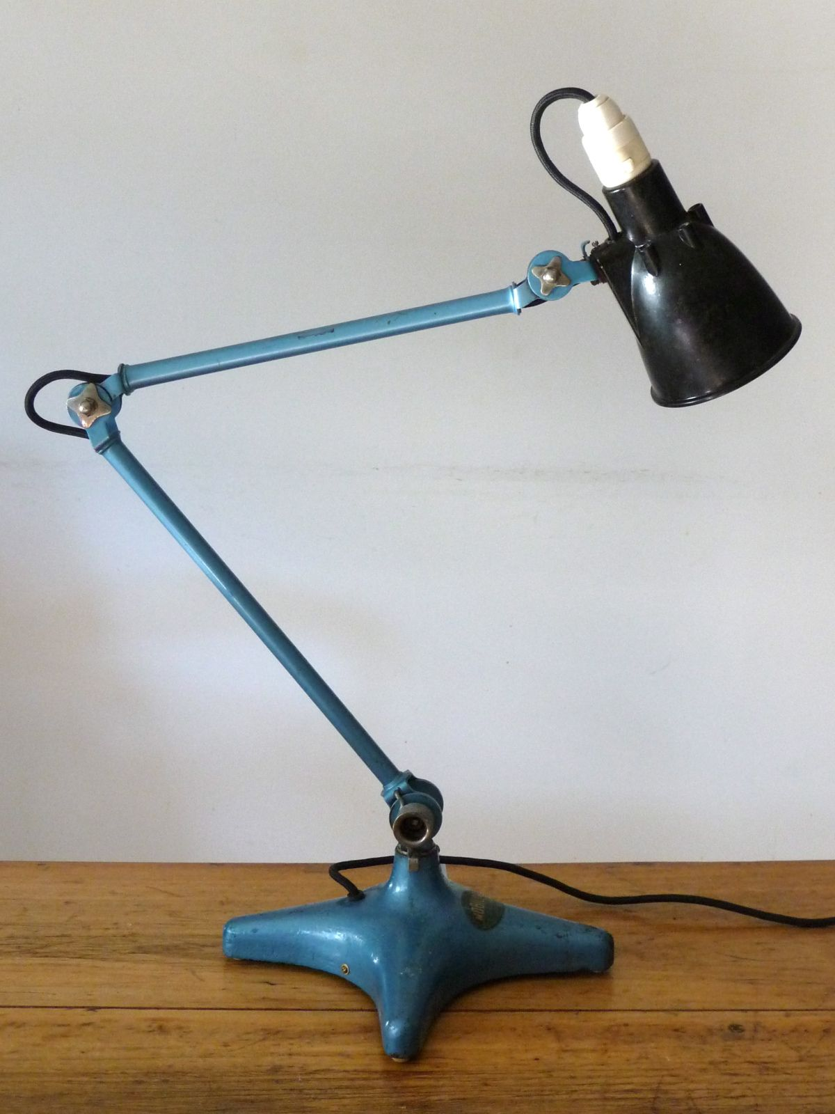 Vintage Industrial Mobilite Desk Lamp Metal Desk Lamps Lamp Desk Lamp