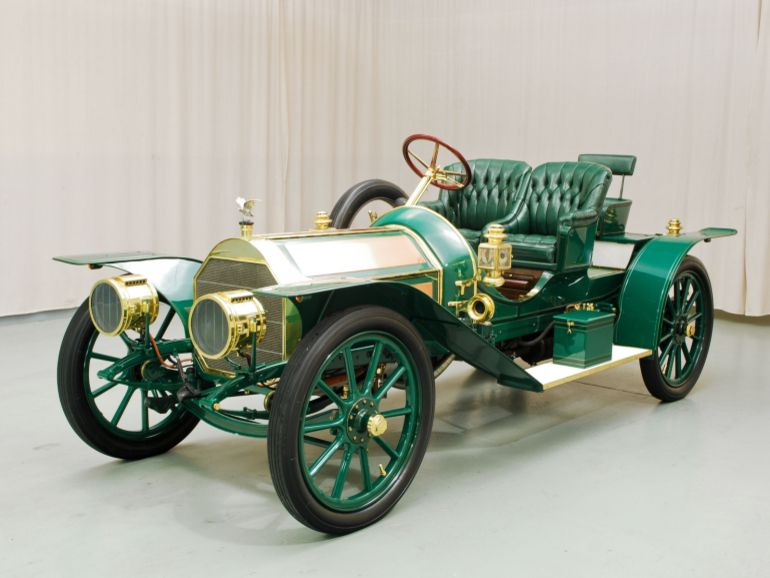 1909 Pierce Arrow Runabout Pierce Arrow Motor Car Company