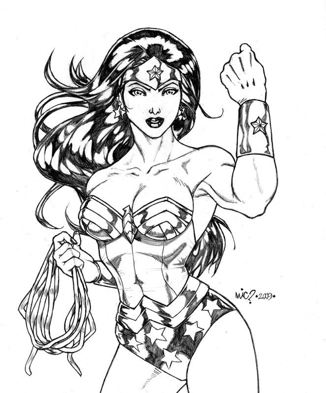 Image detail for Wonder Woman FAN ART Thread Page 2 My