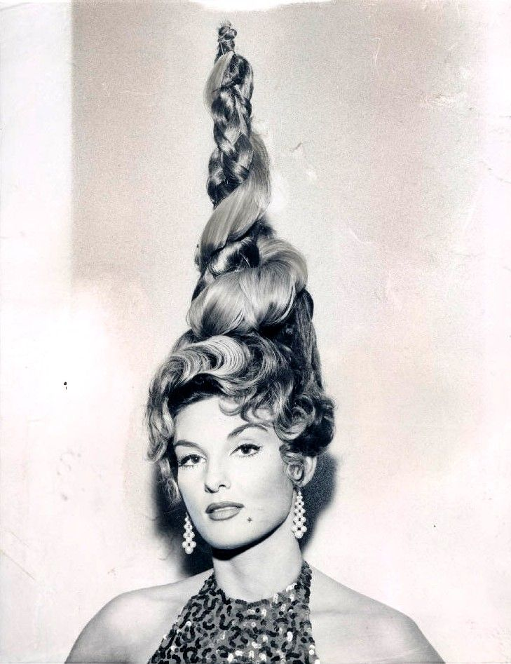 NEW MEANING TO THE WORD CONE HEAD! Chain necklace, Hair
