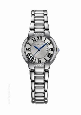 The Jasmine--My favorite Raymond Weil
