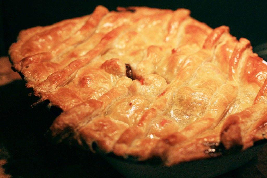 Steak Pie   Steak pie, Freezer crockpot meals, Pie