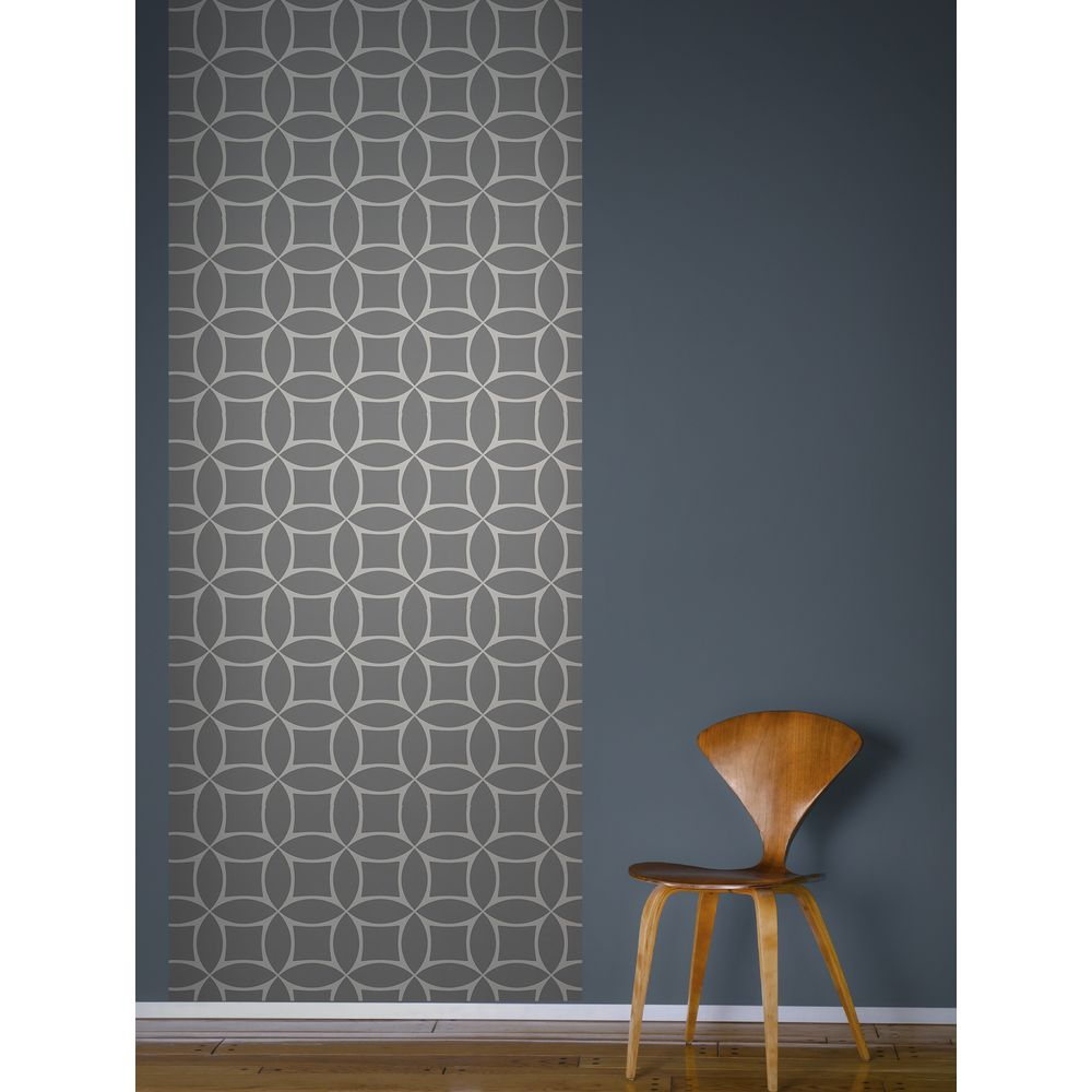 Circle Square Wall Tiles Pack Of 2 Sheets