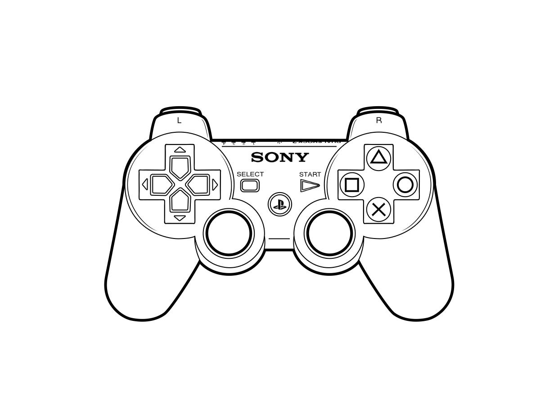 Playstation 3 Controller Em