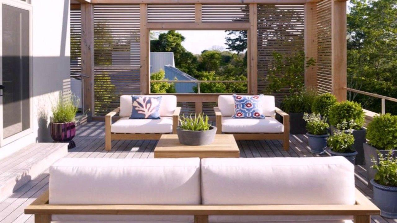 Balkon Sichtschutz Ideen Google Suche Terrassen Deko Holzjalousie