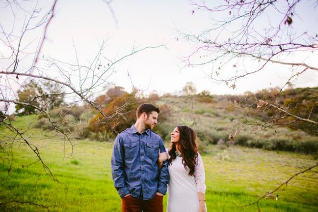 Trabuco Canyon #Engagement photo shoot. Photos by Lauren.