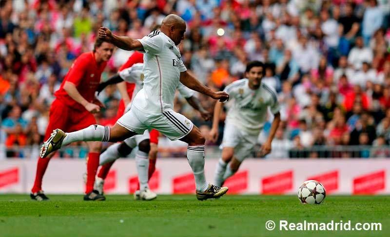 Full Match: Real Madrid Legends vs Liverpool Legends 4-2 14/06/2015 | Highlights | Friendlies