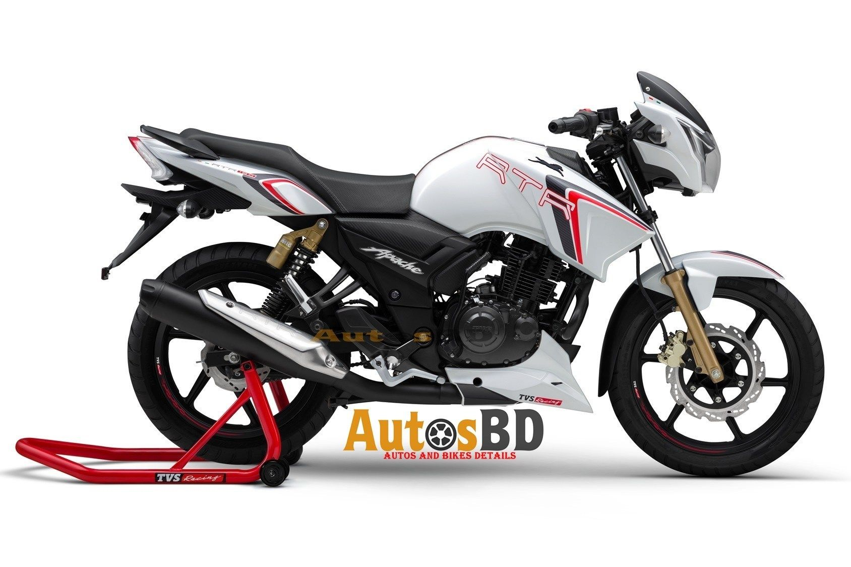 Tvs Apache Rtr 180 Race Edition Specification Racing Rtr