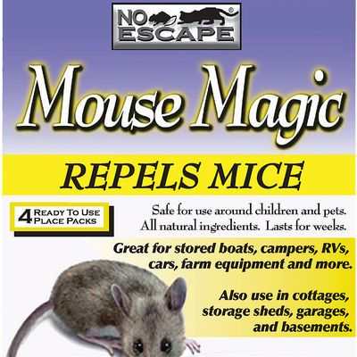 Mouse Magic Natural Mouse Repellent By Bonide Mice Repellent Repellent Animals For Kids
