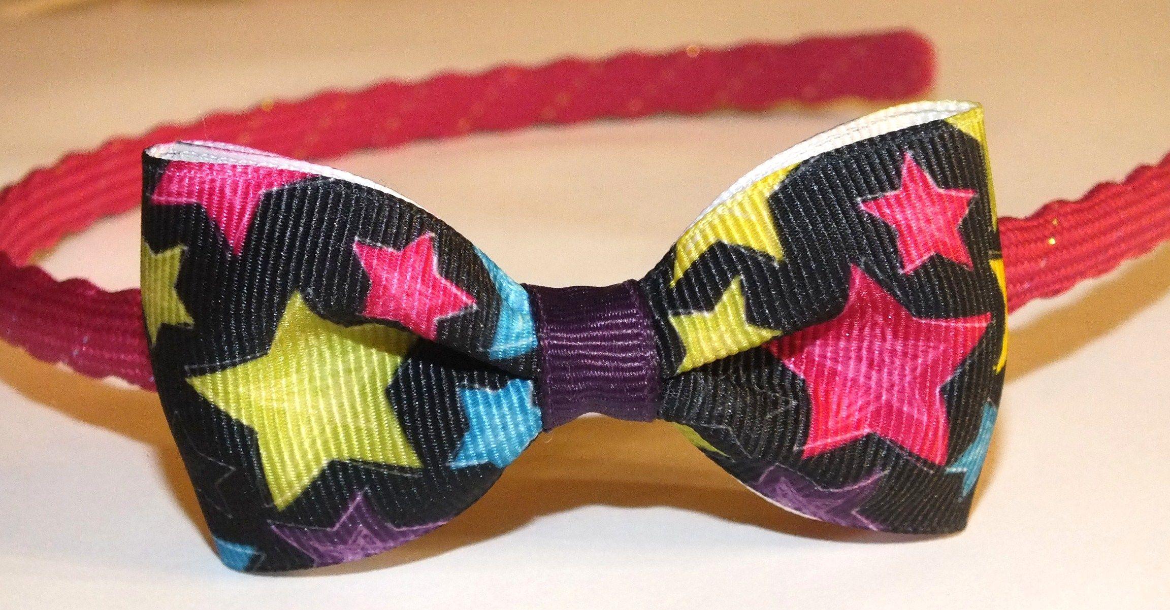 Stars Headband $5
