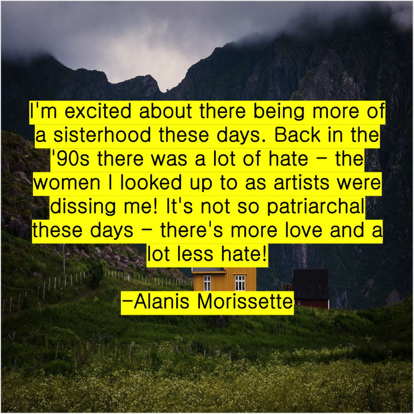 Alanis Morissette I M Excited About There Being Demetri Martin Annie Leibovitz Jason Mraz