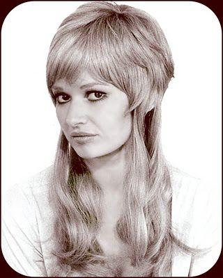 70s hair - shag style