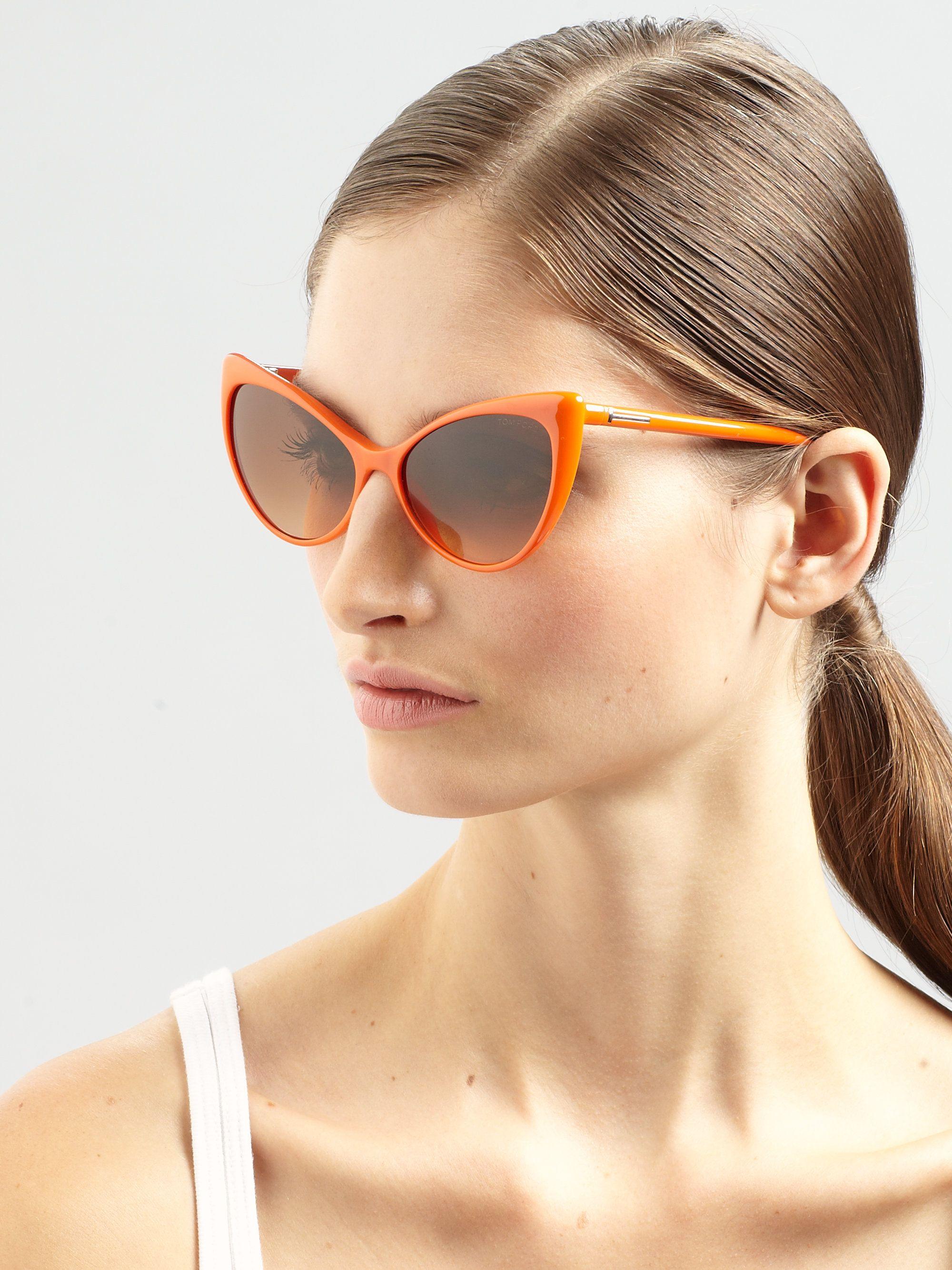 d9547631aa6c  tom  ford  anastasia  sunglasses  cateyed  cateye  orange  designer   luxury  trendy  fashionable  summer  2017  2016  womens  fashion  cute   women