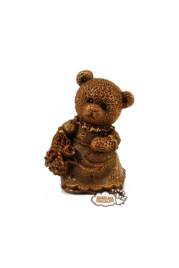 Chocolate ZOO Birthday Bear Gift Under 5 Candy Bears Fans