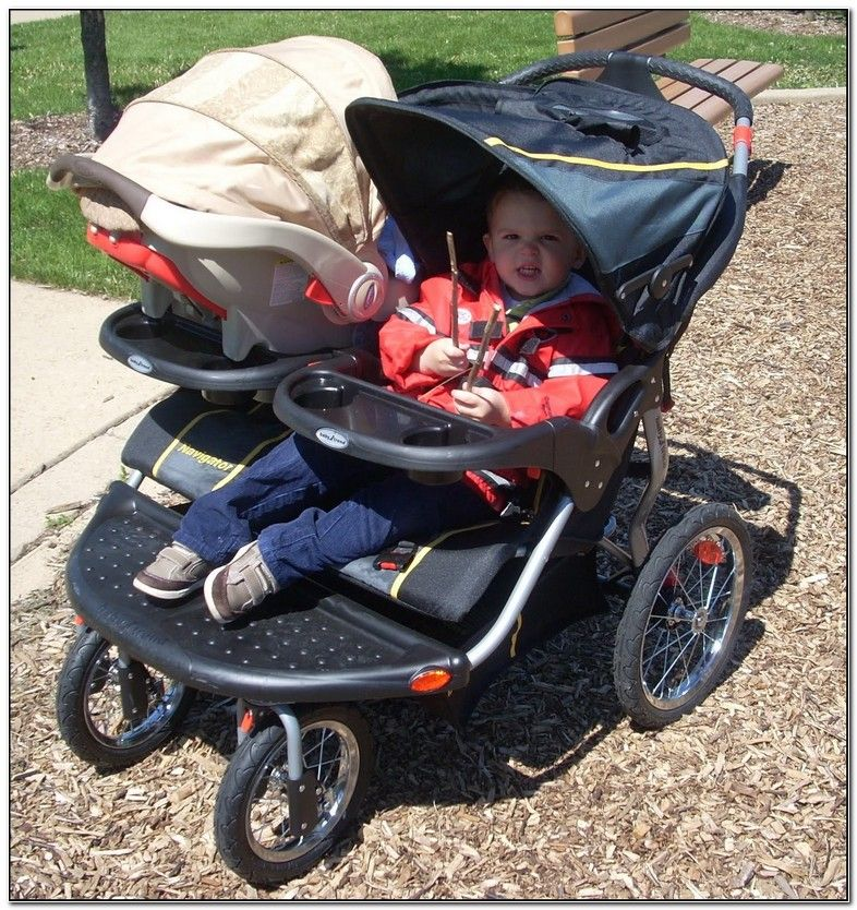 24+ Double stroller side by side jogger information