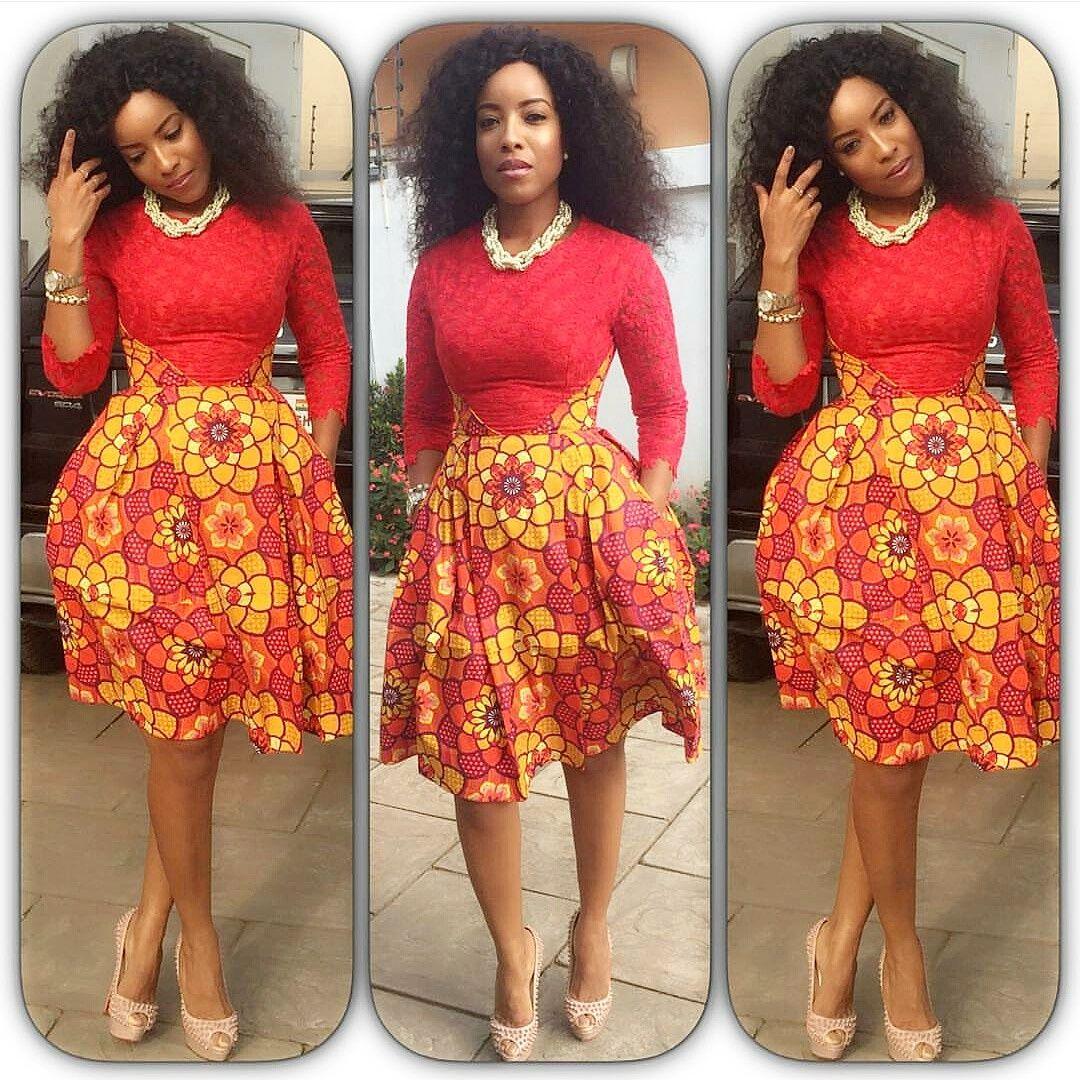 2017 05 aso ebi fashion styles nigeria wedding event fashion - Top Ten Beautiful Aso Ebi Style And Kente Styles Dabonke African Fashion