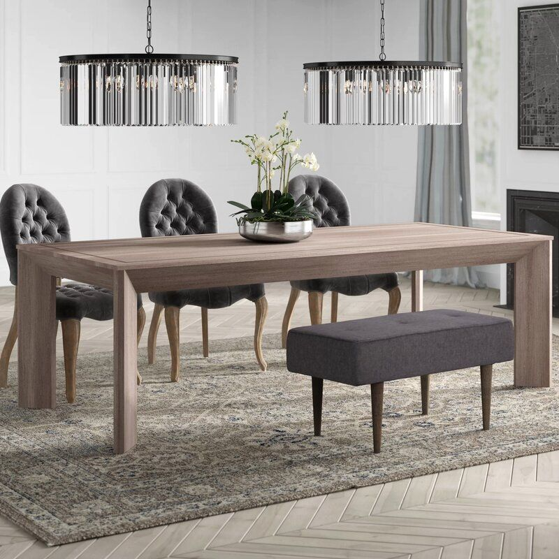 Greyleigh Brisco Dining Table Wayfair Dining Table Dining Table In Kitchen Dining Wayfair kitchen table and chairs