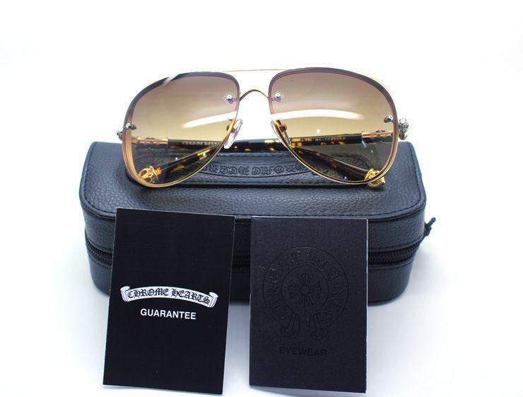 top quality chrome hearts ms teraker gd eyeglasses best chrome
