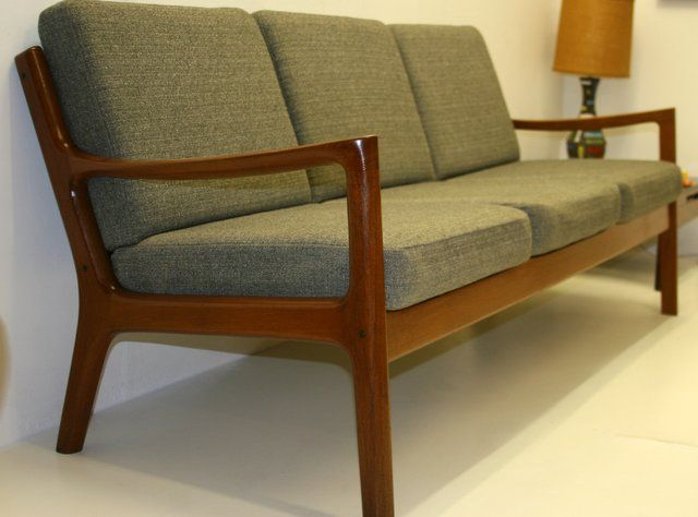 1200 Mid Century Danish Sofas From