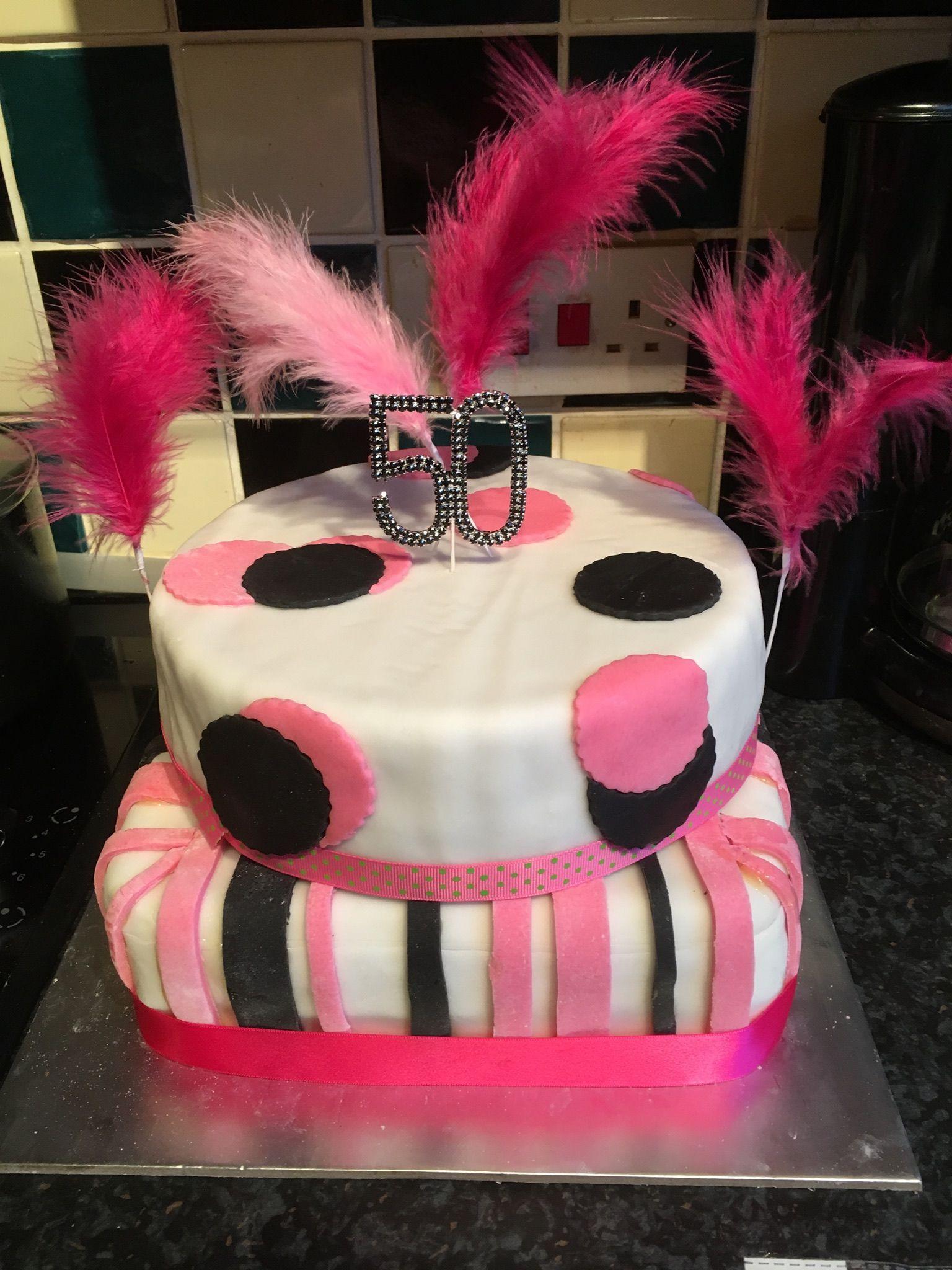 Birthday Desserts Cake