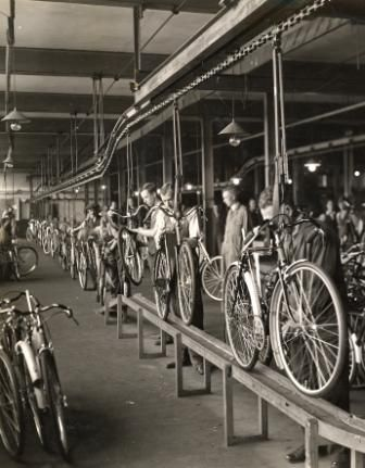 Raleigh Factory Nottingham Employer Of My Parents For Over 30