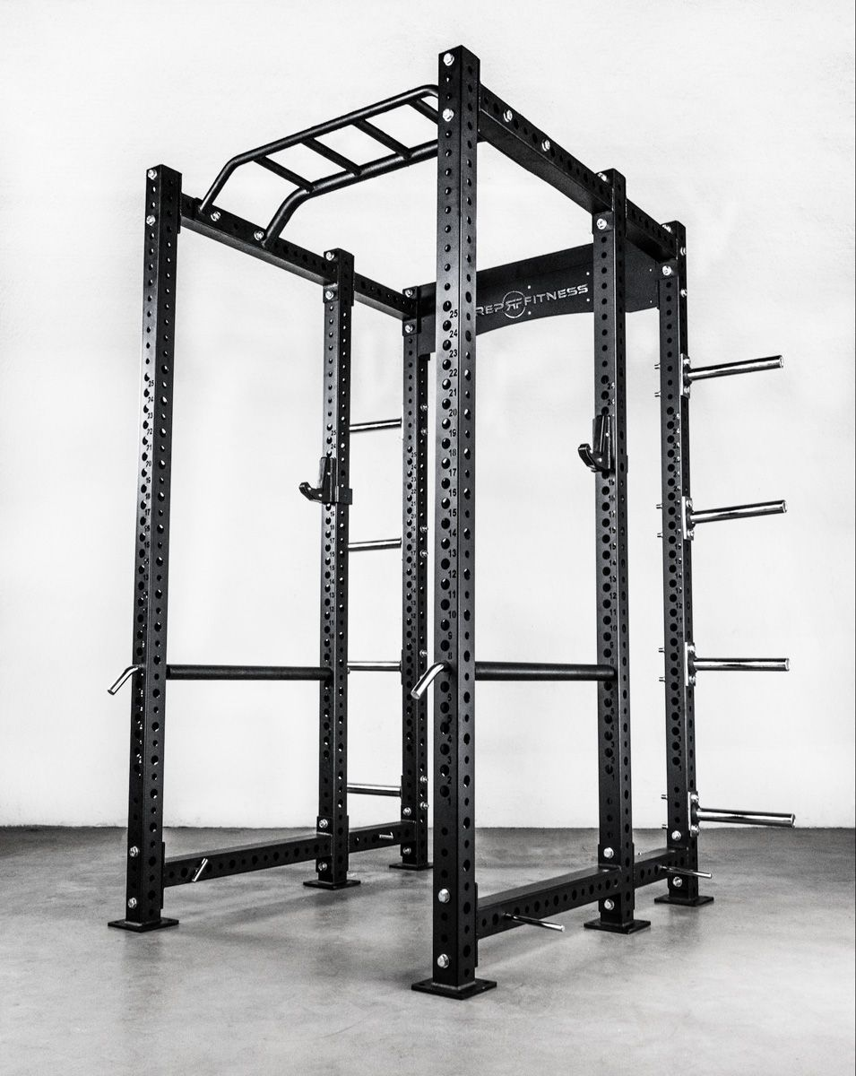 Brand New Rep CPR1 Power Rack | Home & Garage Gym Ideas | Pinterest ...