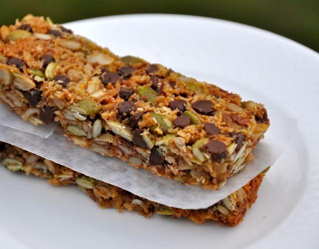 Are Caveman Bars Healthy : Best gluten free recipe for granola bars healthy breakfast