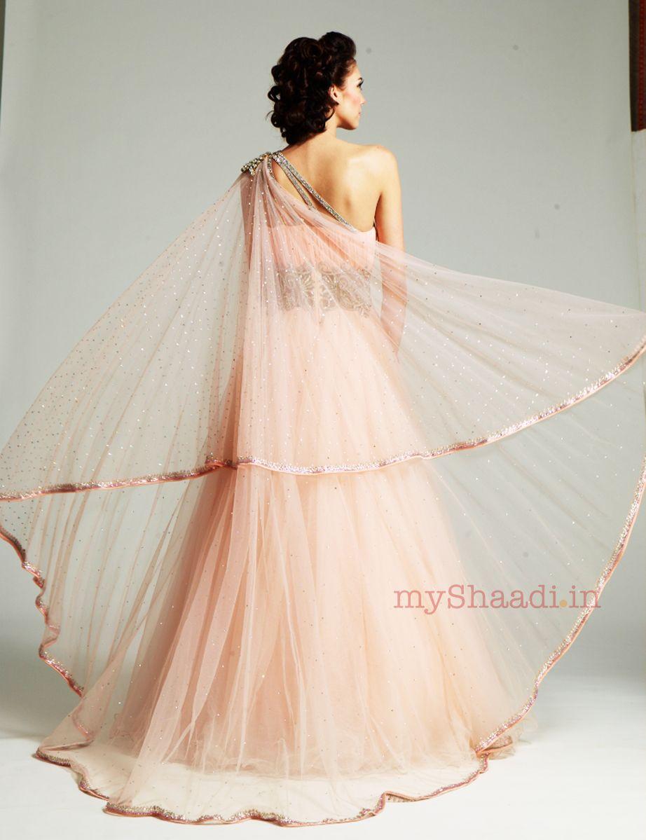 Myshaadi ue indian bridal wear by kamaali couture wedding
