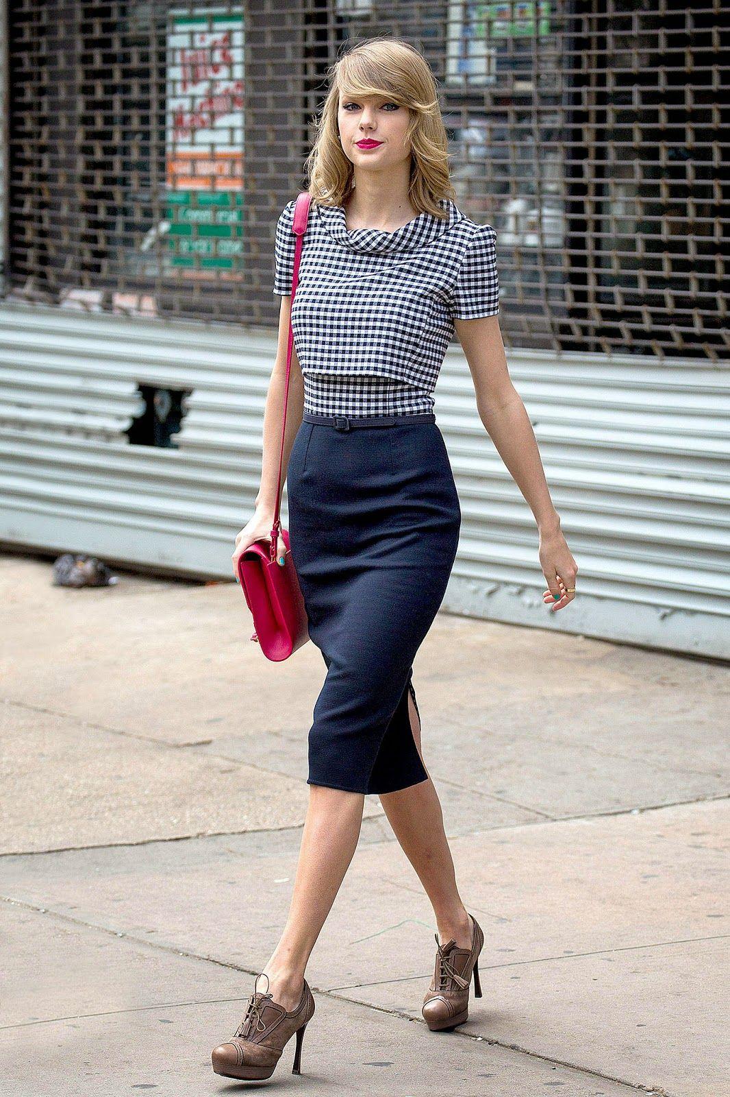 to wear - Retro Swift fashion video
