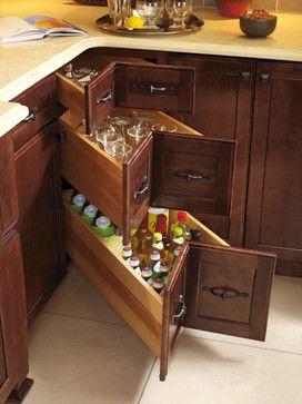 Decora Corner Drawers - Other - MasterBrand Cabinets, Inc ...