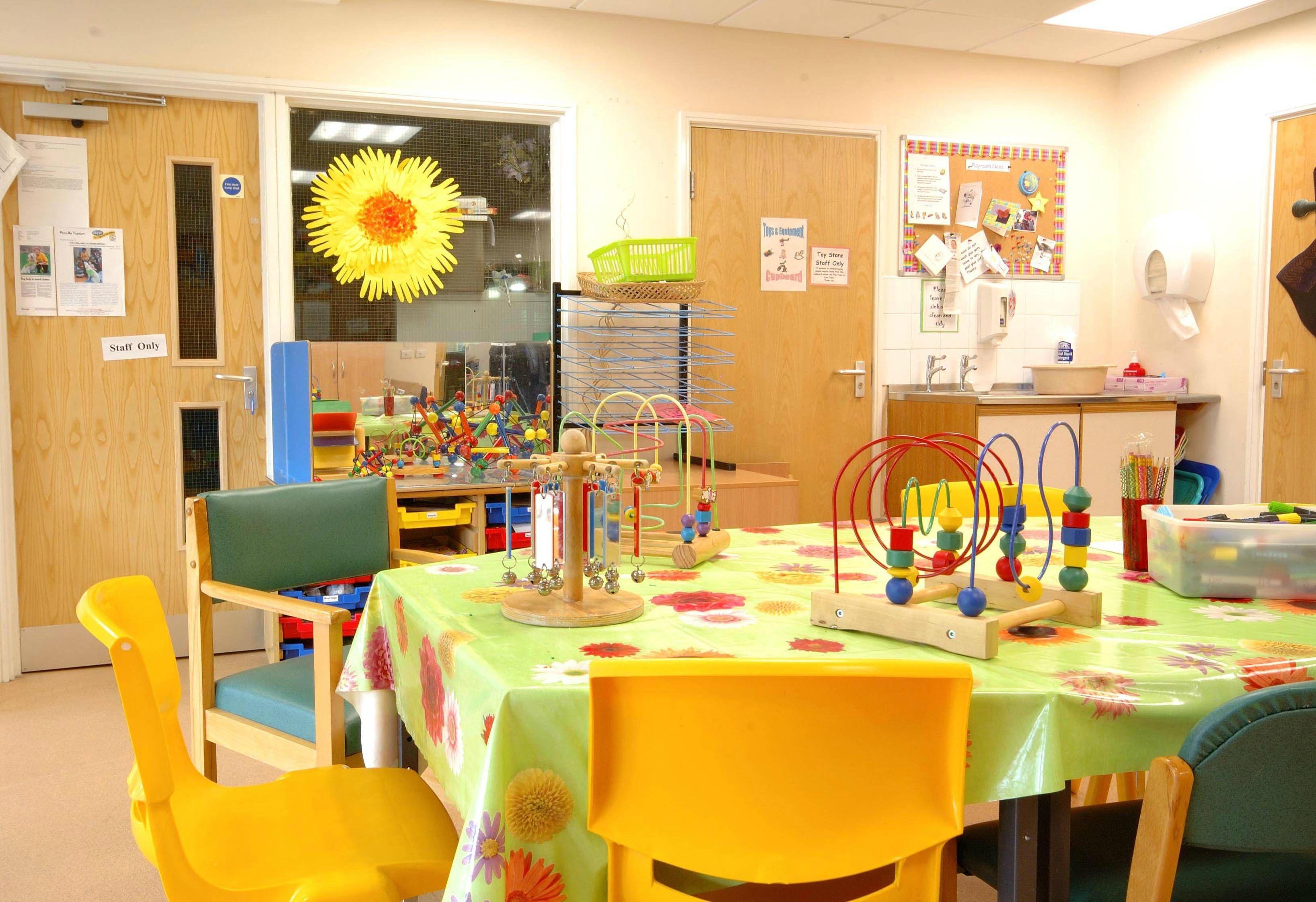 Playroom Space