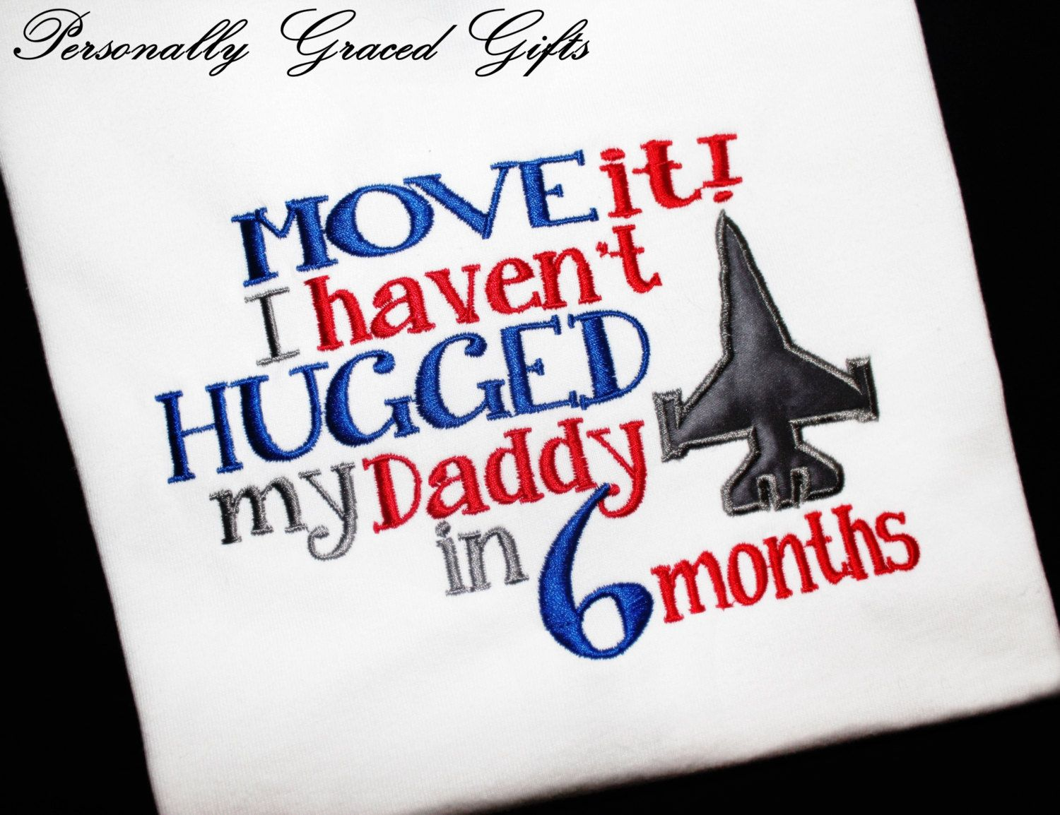 Military Welcome Home Deployment Move It I Haven\'t Hugged My Daddy ...