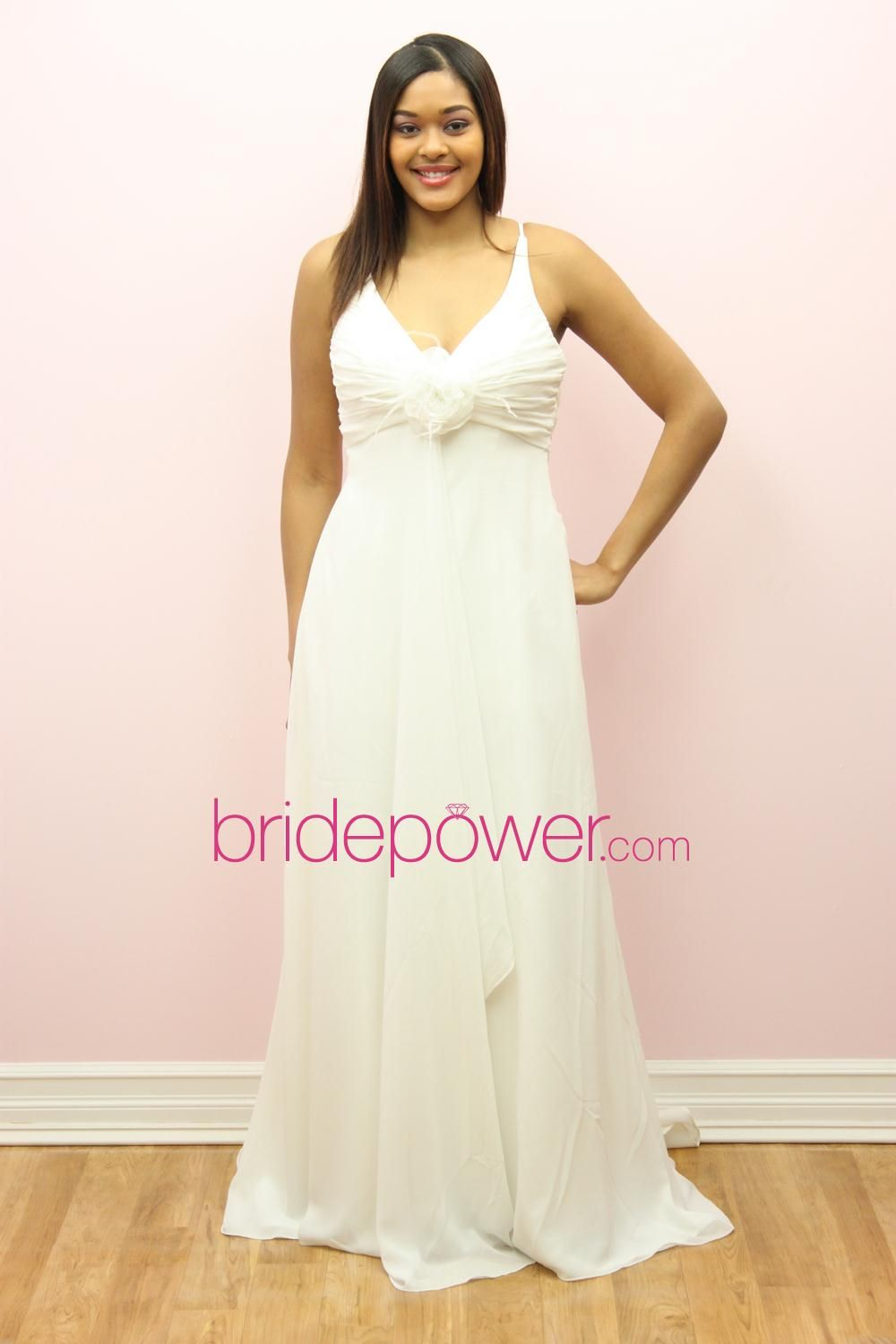 Added to my wedding gown is this liv harris sheath gown for sz