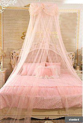 お姫様気分♡憧れの天蓋付きベッドはこうやってつくるんです!