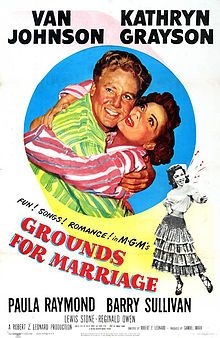 Grounds for Marriage (1951 film)
