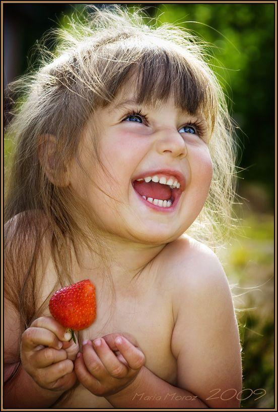 Красивые смеющихся детей 98