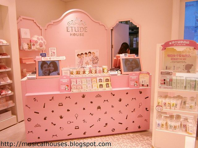 Etude House K-Beauty Korea Travels: Flagship Store Visit and Manicure! (Pic Heavy ...
