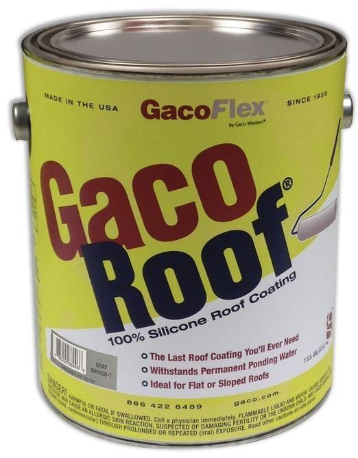 Best Gaco Western Gacsrcg1 Gaco Flex Roof Coating Silicone 1 640 x 480