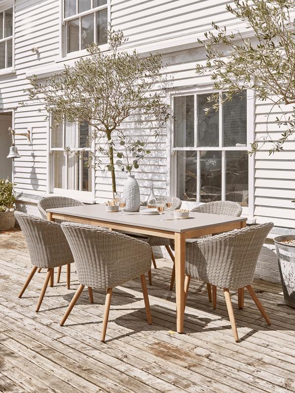 Diy Garden Furniture Outdoor Dining, Garden Dining Tables