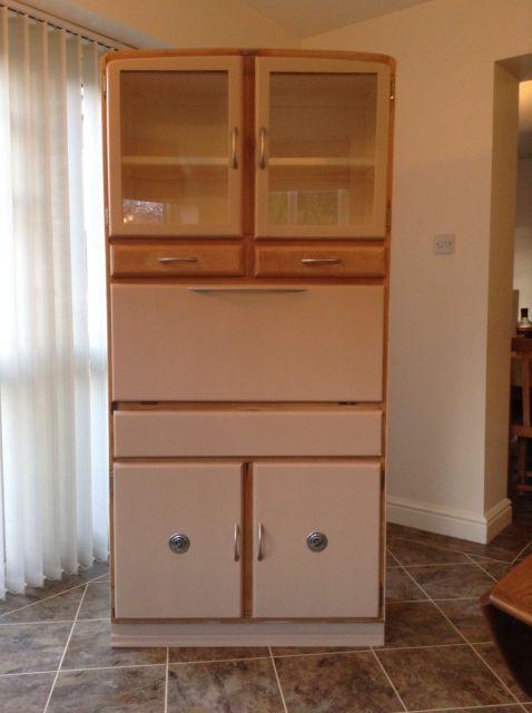 Original 50s 60s Vintage Shefco Larder Cabinet Love In 2019