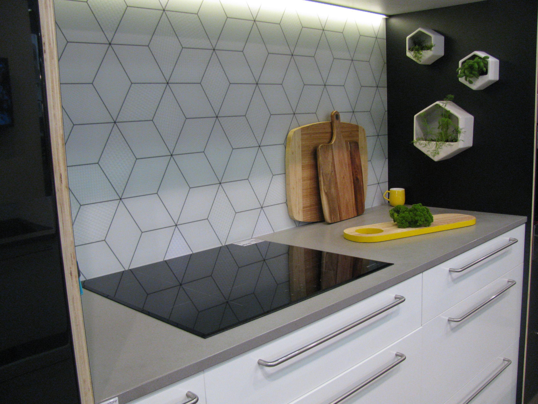 The My Dream Kitchen Display Kitchen By Moda Kitchens Featuring