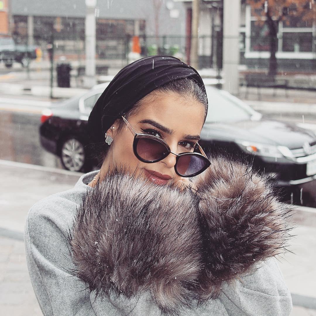 3b9dc53c2 Pin by Luxyhijab on Hijabis & Sunglasses / المحجبات و النظارات ...