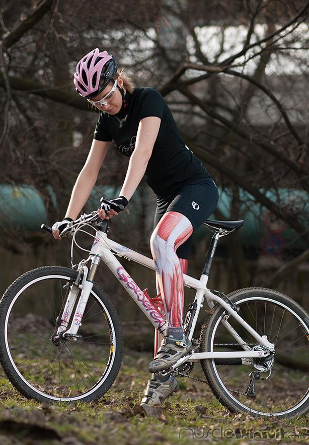 Muscleskinsuit Com Bike Riding Benefits Bicycle Girl Bikes Girls