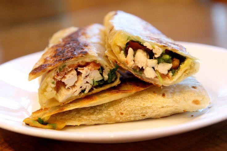 Chicken Avocado Burrito - My Cooking Chicken Avocado Burrito - My Cooking,