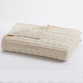 Kohls Throw Blankets New SONOMA Life Style Solid Chenille Throw Bedroom Pinterest